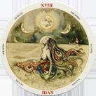 tarot 18 la luna